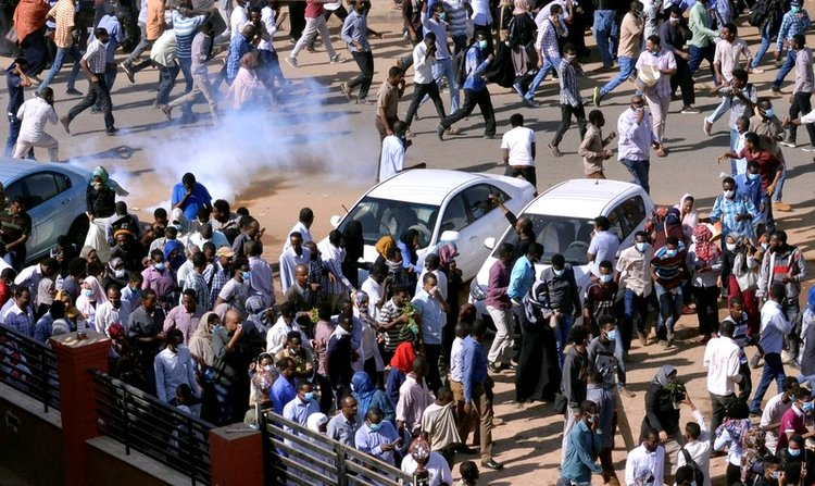 African News: Violent Protests In Sudan On Christmas Day