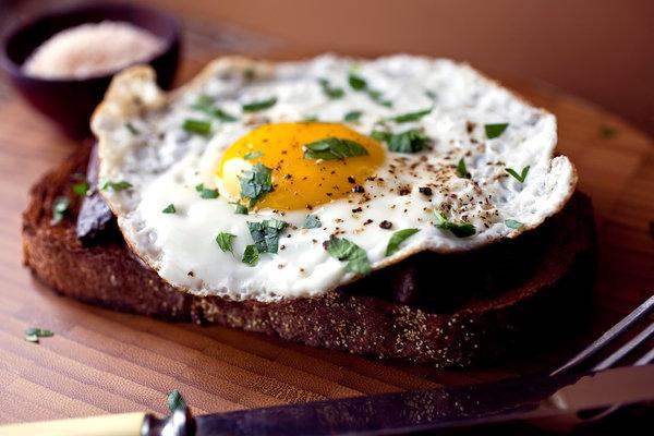 Eating too many eggs can lead to cardiovascular problems
