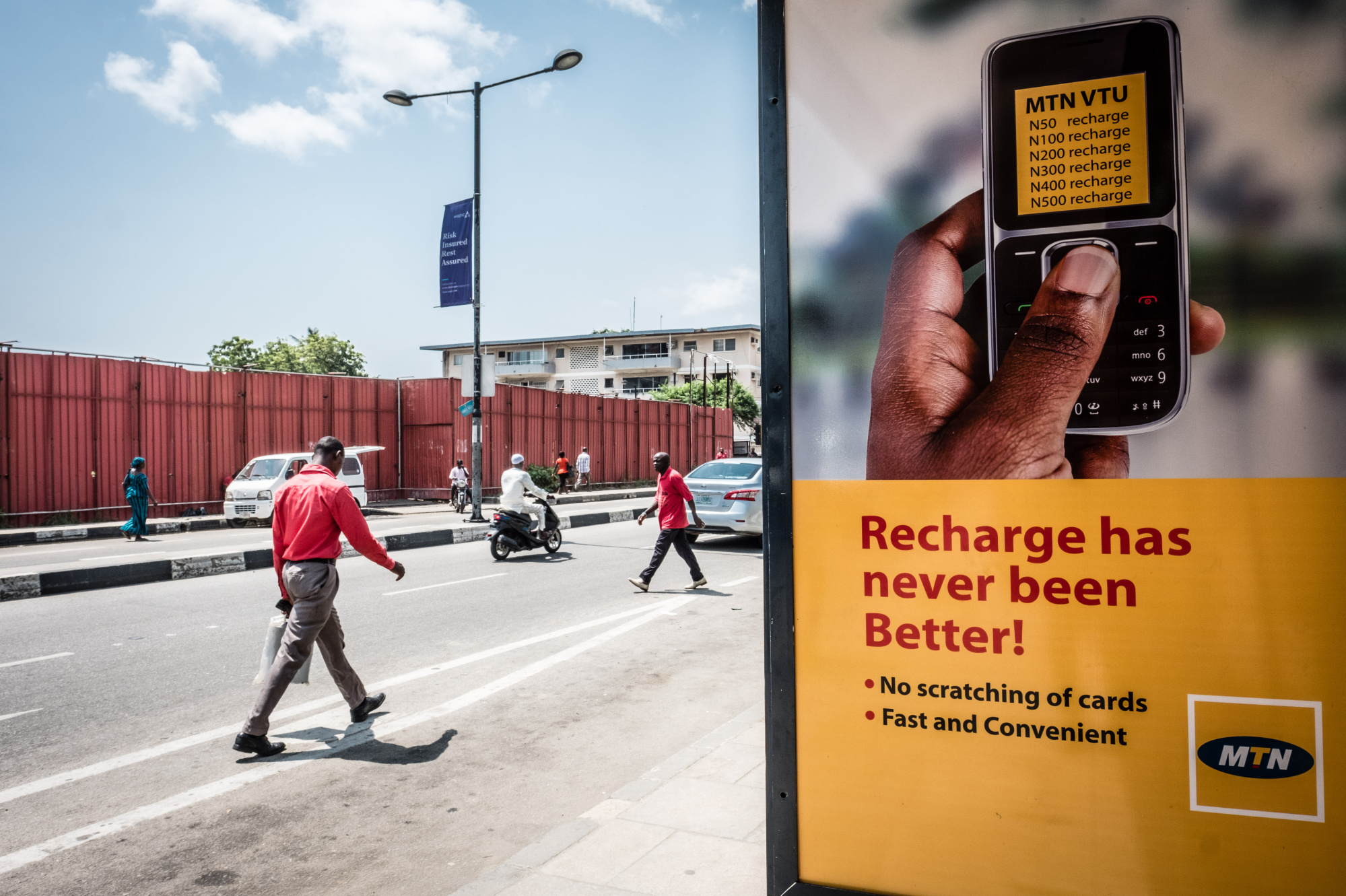 South Africa's MTN converts Nigerian unit to public company