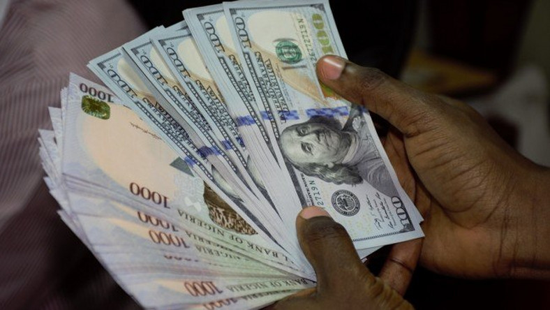 The Local Currency Reciated At Investors Exporters Forex Window I E Fxw By 0 04 To Close N361 49 Also Ngn Usd Rate Interbank