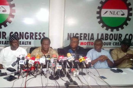 Nigerian labour unions reject N27,000 as new minimum wage
