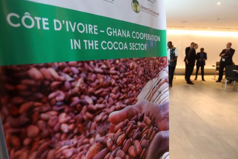 """Résultat de recherche d'images pour """"cocoa, ivory coast, ghana, 2019"""""""